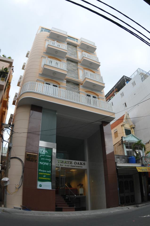 Serviced Apartments Ho Chi Minh City District