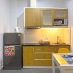 serviced-aparment-room-for-rent-saigon-One-bedroom-with-Small-backyard-1