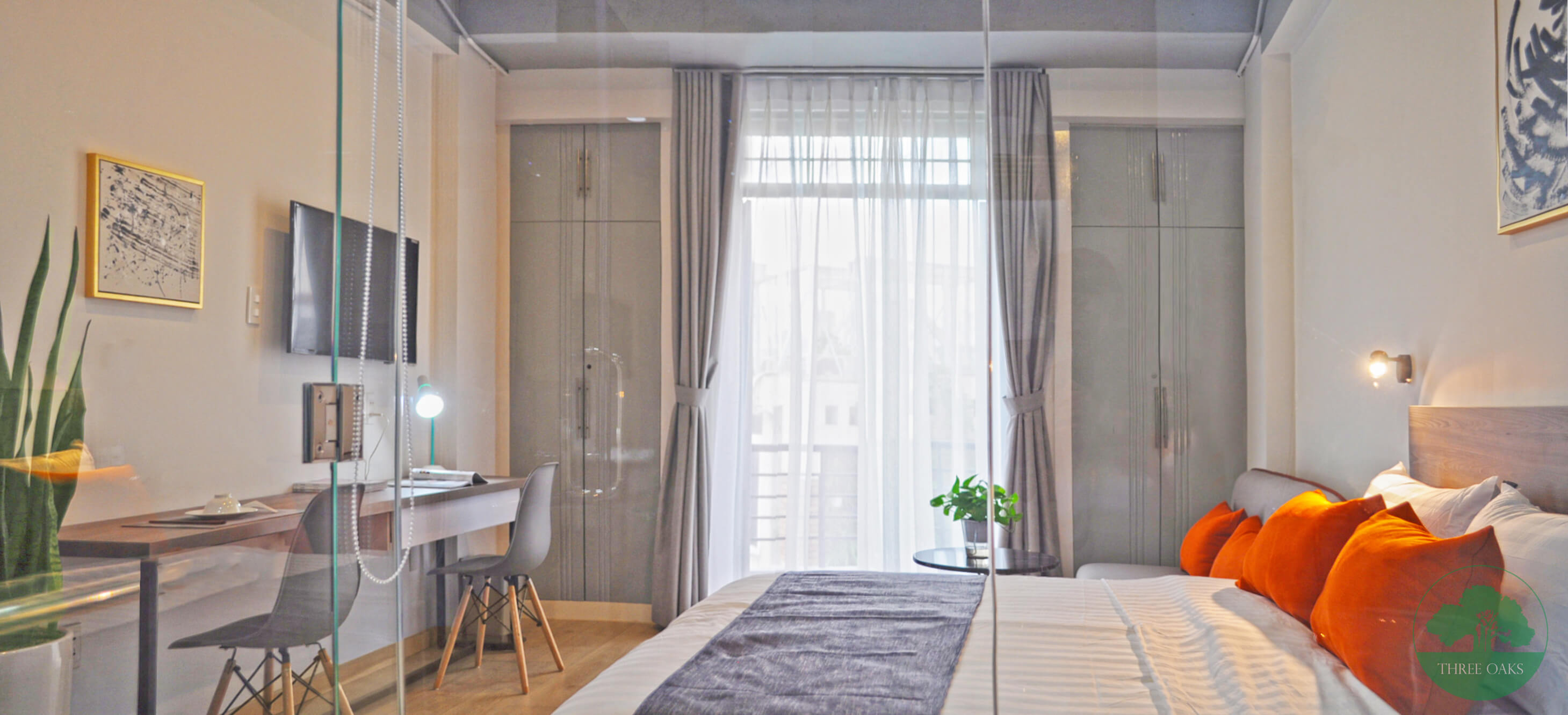 Apartment-for-rent-in-Ho-Chi-Minh-city-Saigon-threeoaks-6-Balcony-7